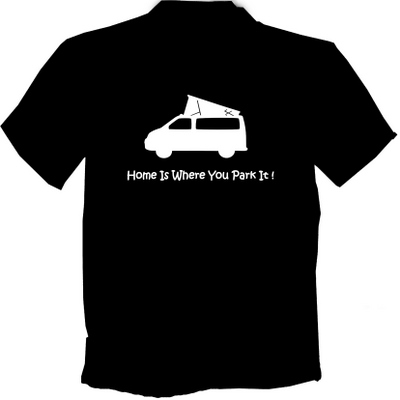 VW California Custom T-Shirt